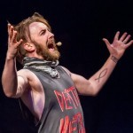Jesus Christ Super Star, an Auckland Theatre Company production, directed by Oliver Driver; photography –  Michael Smith