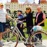 Berlin by Bycycle Cyclers group