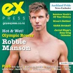 December Cover Olympic rower Robbie Manson