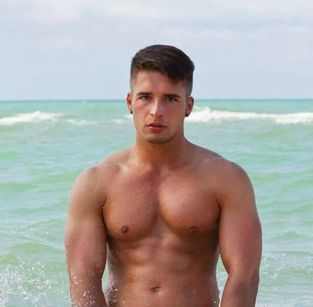 German Milk Technician Wins Mr Gay World-3111