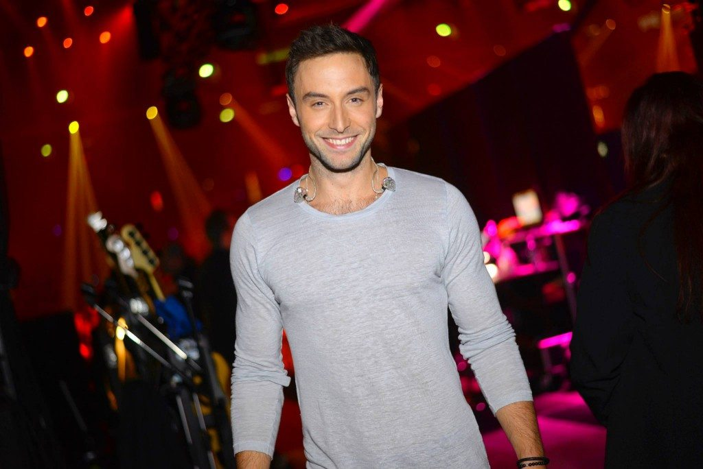 See Måns Zelmerlöw Naked On The Eurovision 2016 Stage • GCN