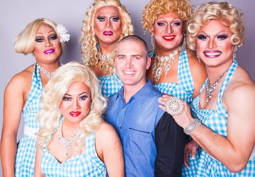 Drag Wars Duo Purchase Famous Auckland Cabaret | express