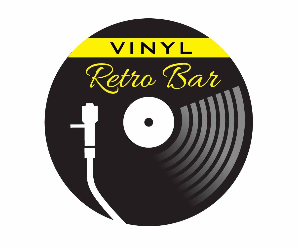 Vinyl Retro Bar
