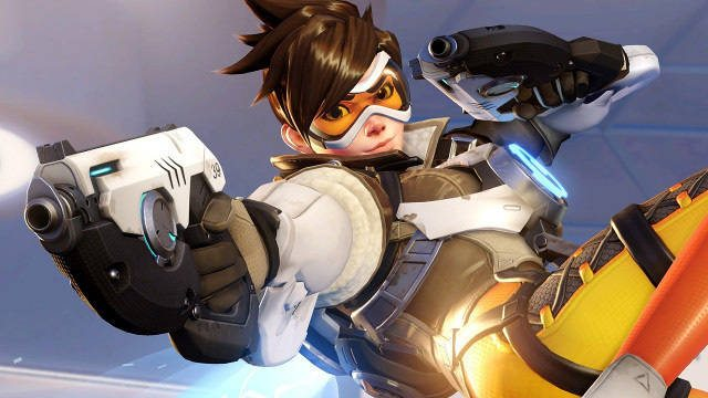 Tracer of Overwatch