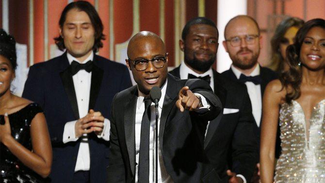 Moonlight wins Golden Globes