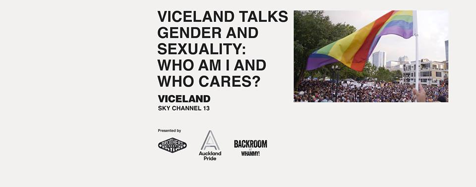 Viceland talks gender and sexuality: Who am I and who cares?