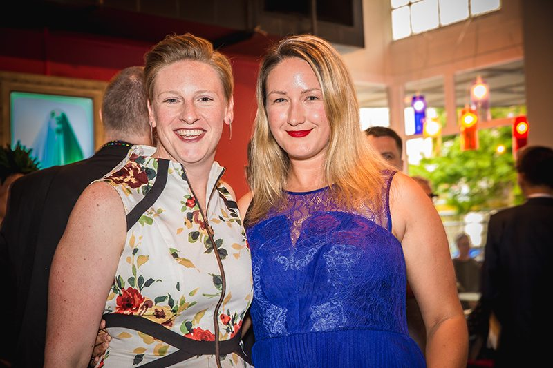 Auckland Pride Gala 2017 Kirsten Sibbit