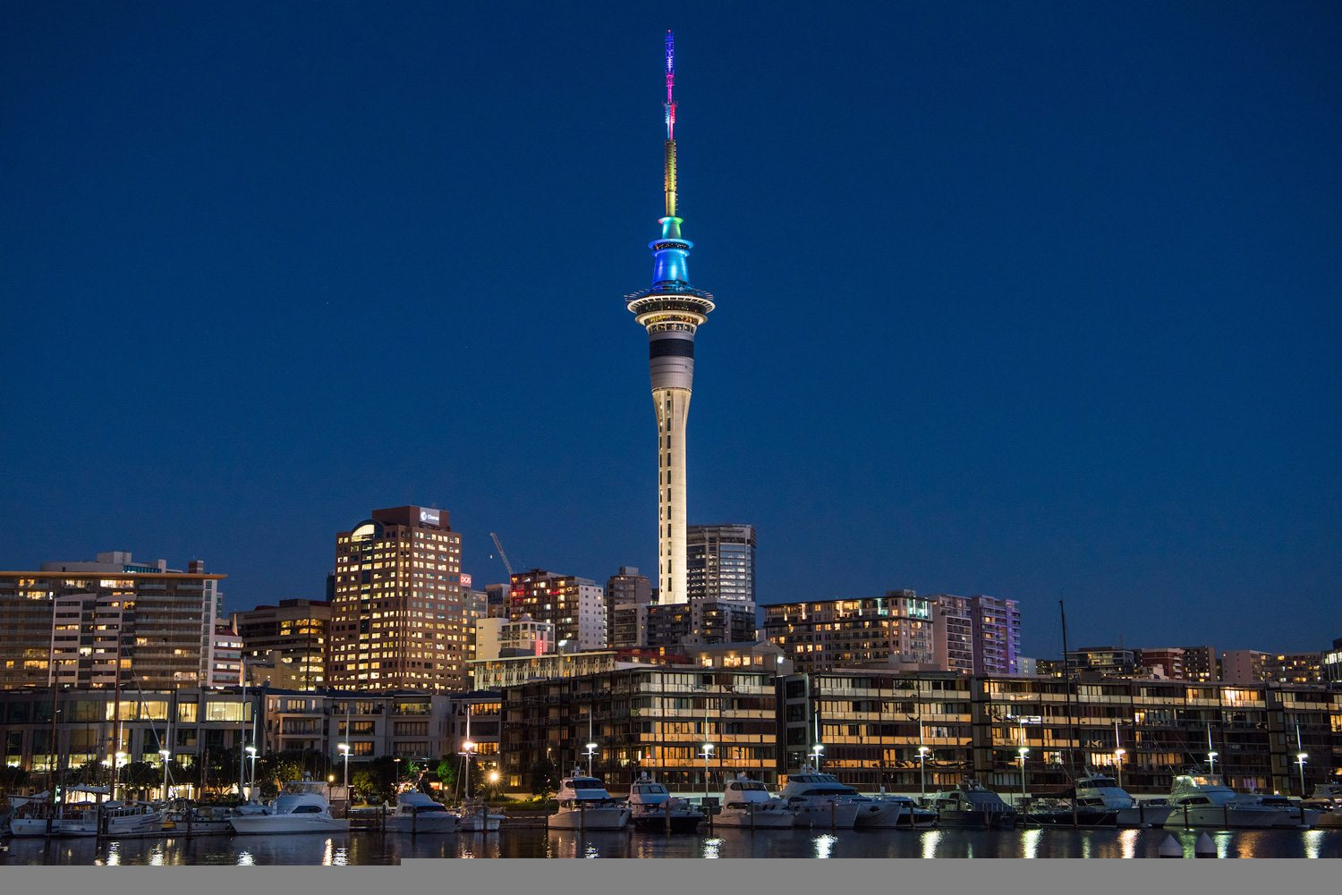 sky tower stands tall for rainbow community express magazine. Black Bedroom Furniture Sets. Home Design Ideas