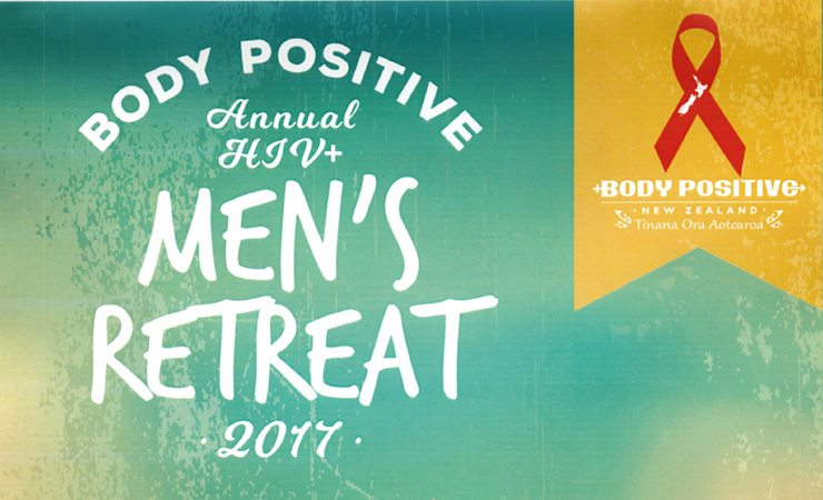 Body Positive Men's Retreat