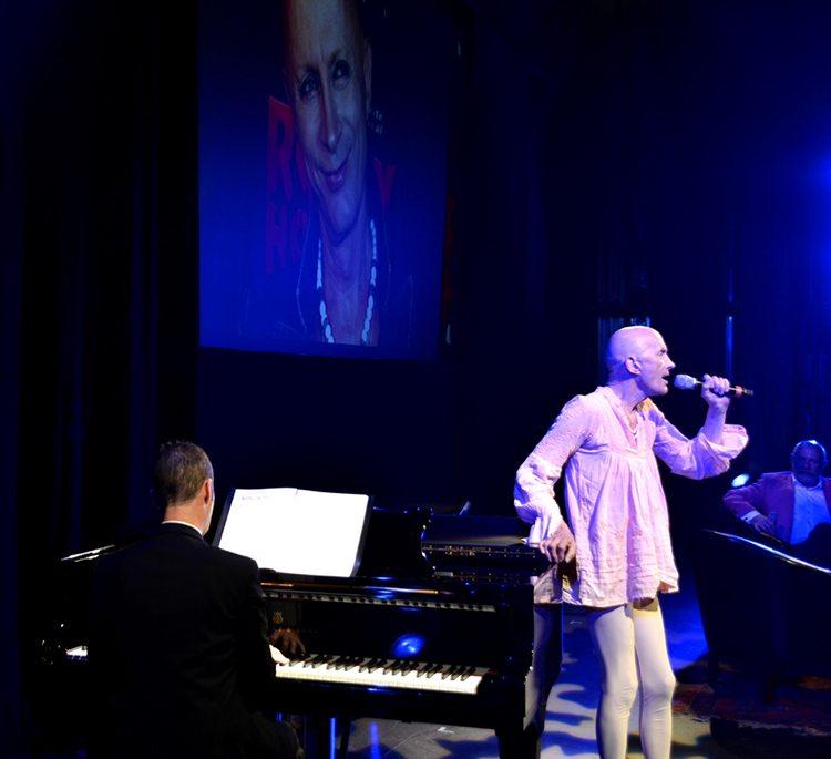 Richard O'Brien 75 Years of Frock N Roll