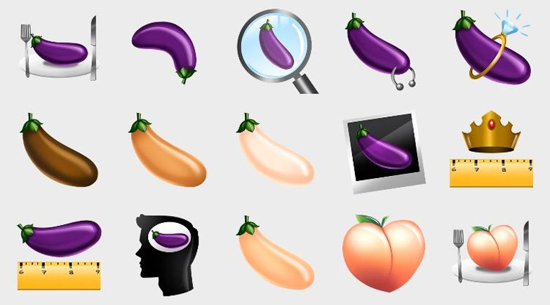 Gay emoji meanings