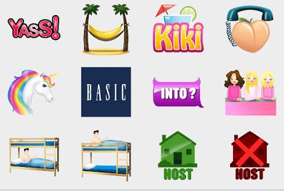 Grindr Gaymoji New Emoji