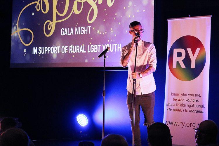 RainbowYOUTH It's a Bit Posh Gala Night
