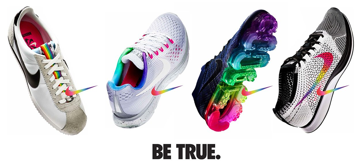 7ca4c0edd3d1 Nike BETRUE Collection 2017