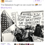 Babadook LGBT+ Icon