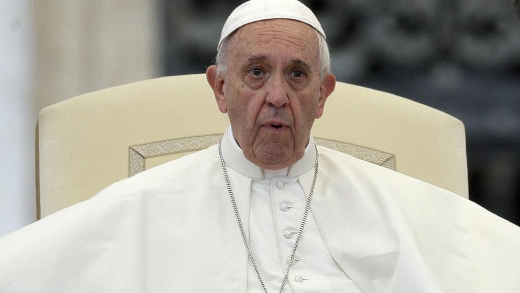 gay-express- Pope Francis