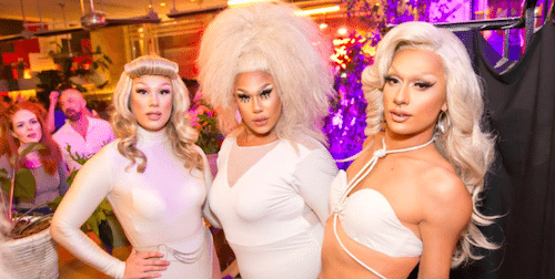 express drag queens rescue sydney gay man