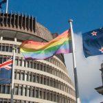Rainbow MPs New Zealand express