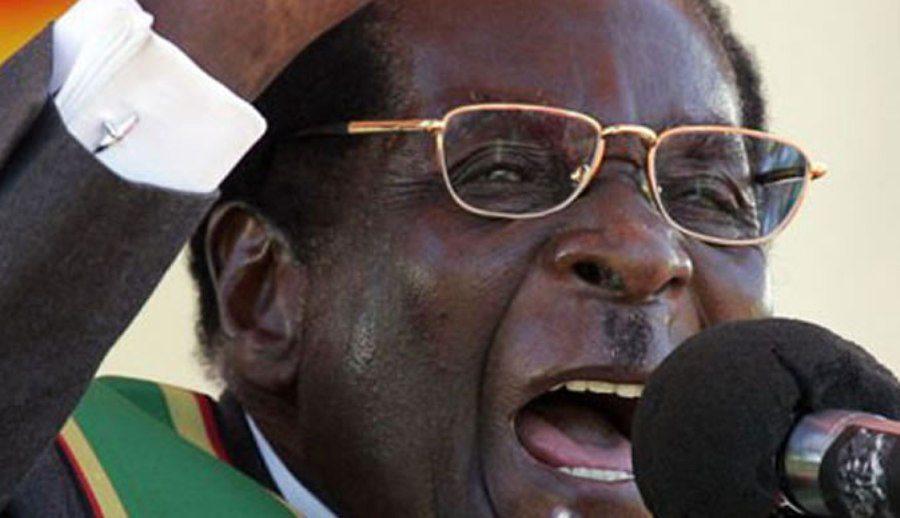 Robert Mugabe WHO express