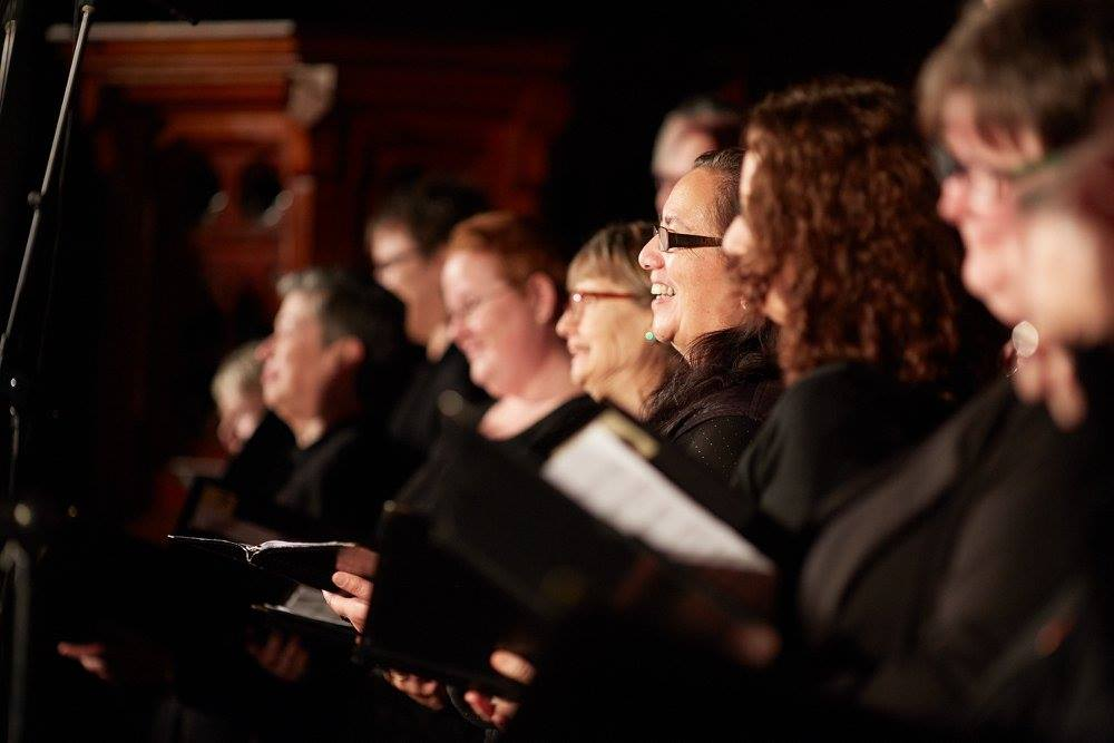 GALS choir street requiem express