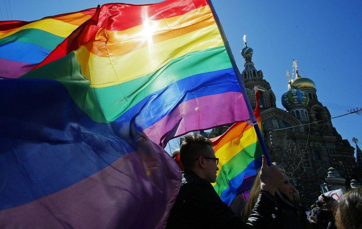 Russia FIFA LGBT football express