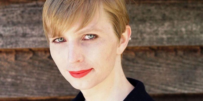 Chelsea Manning US Senate