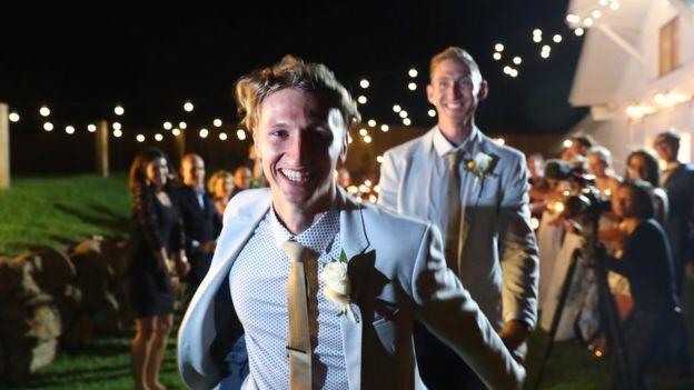 Australia same sex marriage couples midnight express