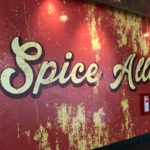 Spice Alley sign