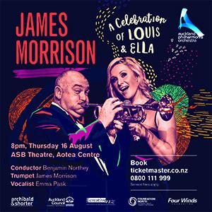James Morrison Maxi – Aug 15
