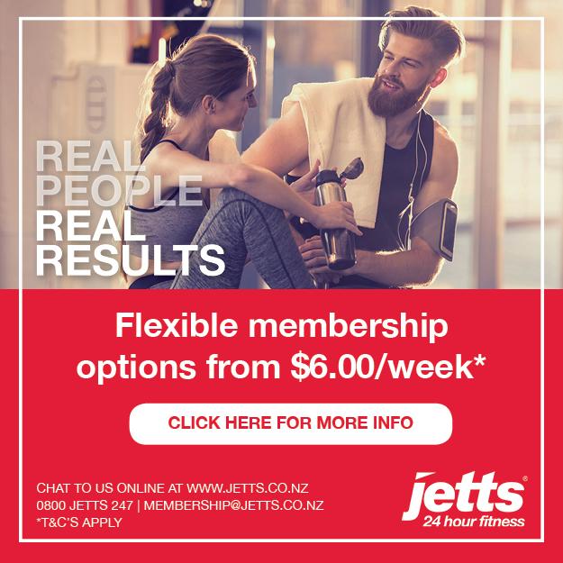 Jetts MAXI 1 – 31 July 2018