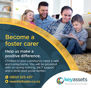 Foster Caring 1 – 31 Aug