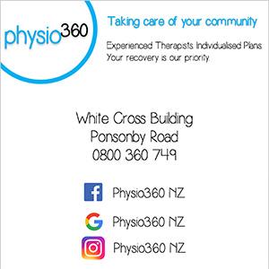 Physio360 MAXI 1 – 31 Aug