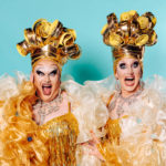 House of Drag hosts Kita Mean and Anita Wigl'it_photocredit Tom Hollow