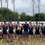 CHCH Boys rowing