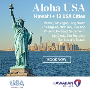 Hawaiian Airlines MAXI