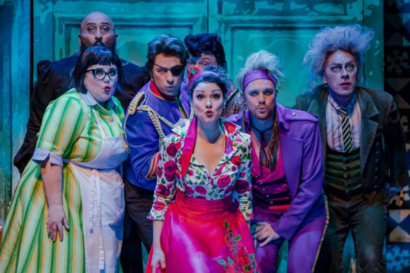 Review: Raunchy Fun with a Bawdy Barber | express Magazine