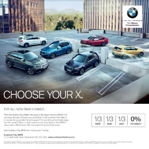 Auckland City BMW/MINI