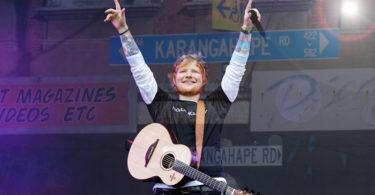 K Road - Ed Sheeran