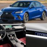 Lexus IS 300h Limited (1)