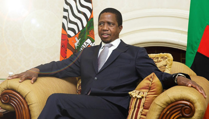 President | Edgar Lungu
