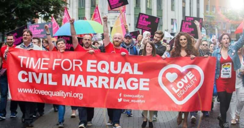 Marriage Equality Finally Arrives In Northern Ireland