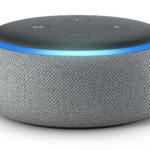 Amazon Echo Dot (3rd Gen) Smart Speaker with Alexa – Heather Grey