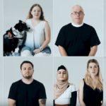 Religious discrimination video participants (Youtube)