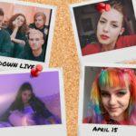 Lockdown Live 15 April