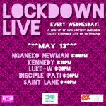 LOCKDOWN LIVE MAY 13