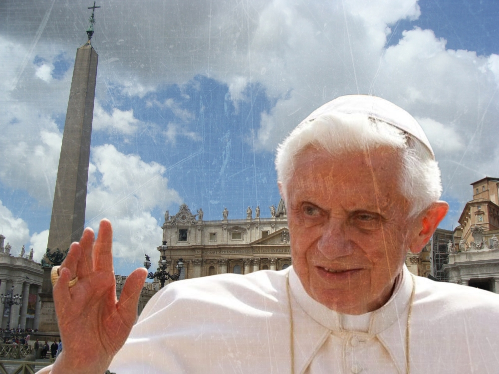 Vatican may not stand with pope's support of same