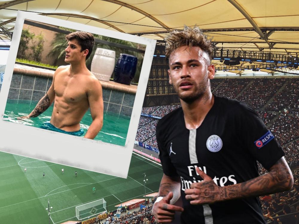 Tiago Ramos & Neymar