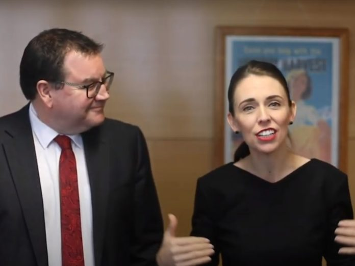 WATCH JACINDA ARDERN & GRANT ROBERTSON'S GLOBAL PRIDE ADDRESS
