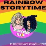 DragQueen story time