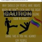 Homophobic meme